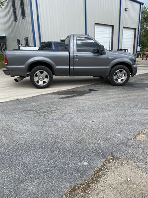 """Ford f250 fummins shorty """"cummins"""" swap for Sale in Converse, TX"""