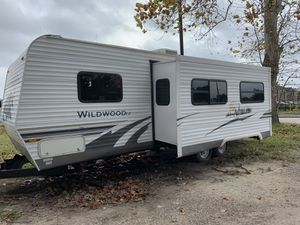 2007 wild wood travel trailer for Sale in Houston, TX