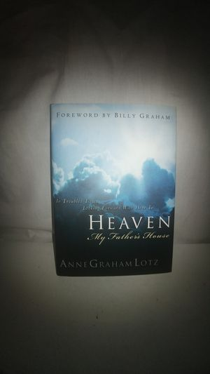 Heaven: My Father's House by Anne Graham Lotz VG for Sale in La Habra Heights, CA