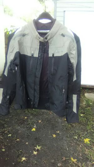 Can Am mens motorcycle jacket for Sale in Jacksonville, FL