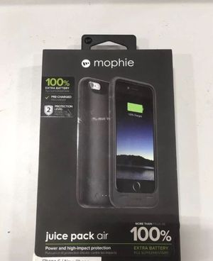 Morphie juice pack for iPhone 7 and 7 Plus for Sale in Denver, CO