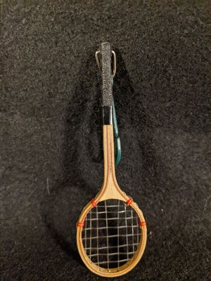 Tennis racket Christmas ornament for Sale in Berlin, CT