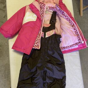 Snow Bib And Double Jacket Size 2t for Sale in Surprise, AZ
