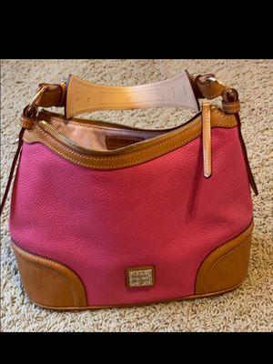 Dooney and Bourke Pink Pebble Leather Handbag for Sale in Abilene, TX