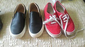 Sneaker Vans size 3.5,sandal& shoe ,Vans $10 each ,shoe & sandal ,& 5 each for Sale in Pompano Beach, FL