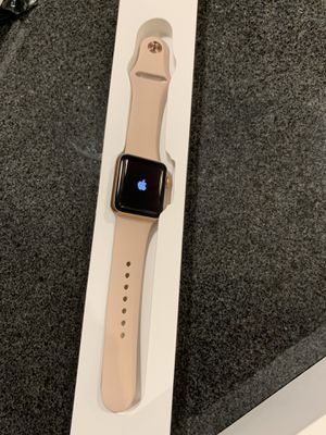Apple Watch Series 3 Rose Gold 38mm New for Sale in Scottsdale, AZ