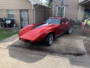 1977 Chevy Corvette for Sale in Houston, TX