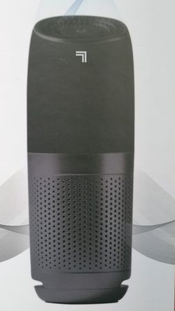 Sharper Image Portable Air Purifier w/ HEPA Filter for Sale in Zephyrhills,  FL