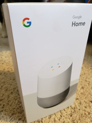 Google Home Smart Speaker NEW IN BOX for Sale in Nashville, TN