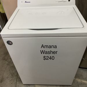 Amana Washer for Sale in Homestead, FL
