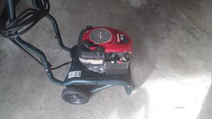 GRAFTSMAN PRESSURE WASHER NO SPRAY GUN for Sale in Tacoma, WA