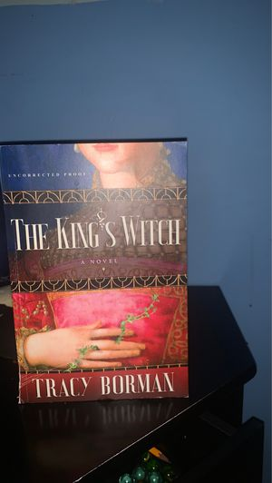 The King's Witch: by TRACY BORMAN for Sale in Salt Lake City, UT