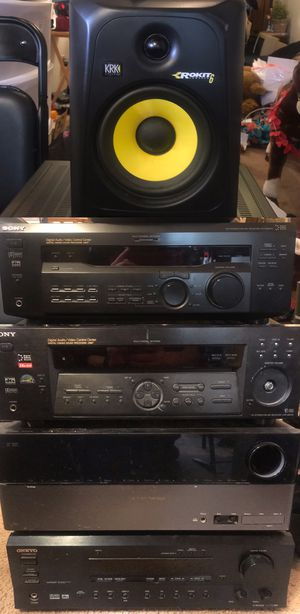 Assorted Home Theater Receivers for Sale in Longmont, CO