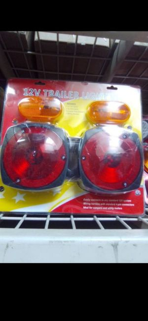 12v trailer lights/ luses para trailas for Sale in Chula Vista, CA