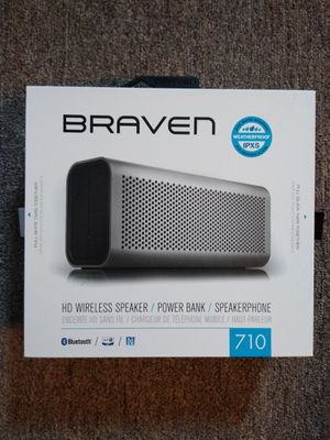 Braven 710 Bluetooth Speaker for Sale in McKees Rocks, PA