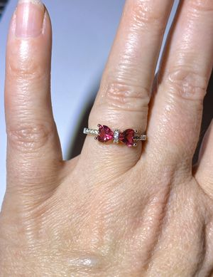Ruby and Sapphire Ring for Sale in Beaverton, OR