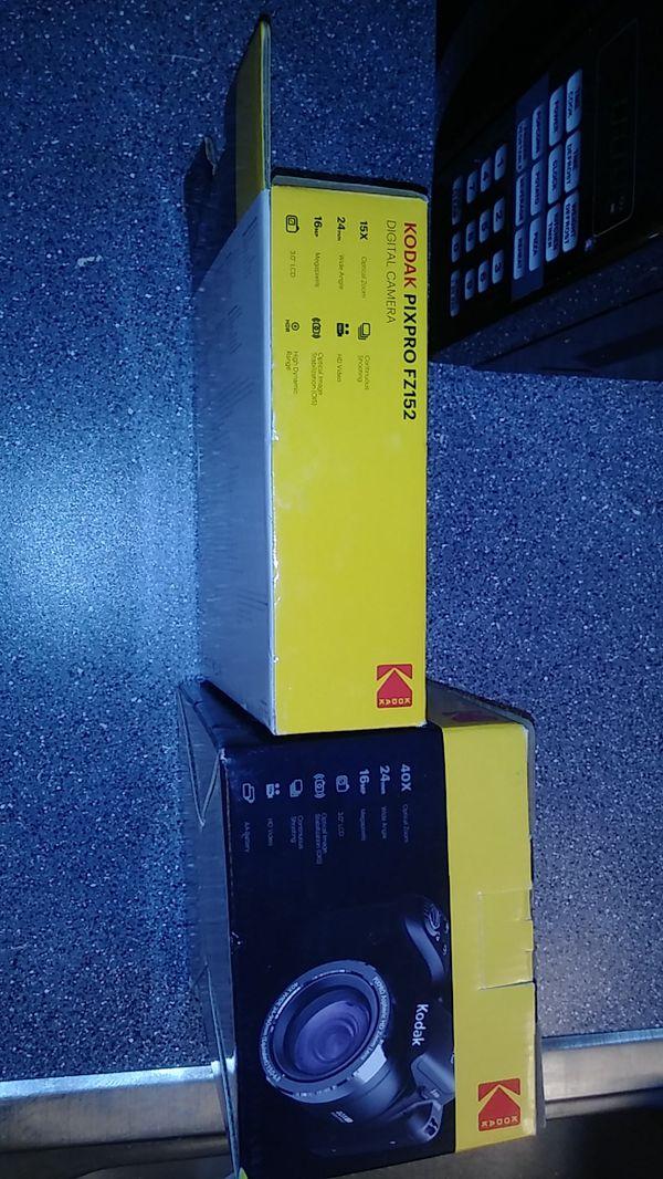 Kodak pixpro cameras