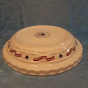 Longaberger All American Pie Plate. Not Basket for Sale in Batavia, IL