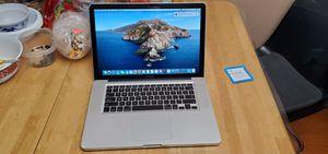 MACBOOK PRO 15- INTEL i7-2,3gz-QUADCORE, 1TB SSD, 4GB RAM, MAC OS for Sale in Los Angeles, CA