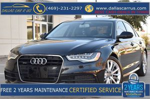 2012 Audi A6 for Sale in Dallas, TX
