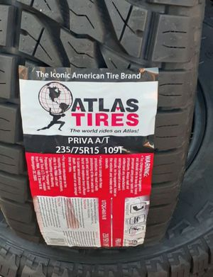 New set of 235/75/15 tires for Sale in Los Angeles, CA