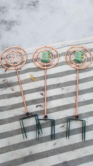 Copper finisn spinning sprinkler (6year warranty) for Sale in Hialeah, FL