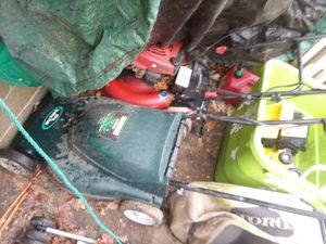 Craftsman electric lawnmower for Sale in Traverse City, MI