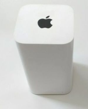 Apple AirPort Extreme Base Station 6th Gen Dual Band 802.11ac Wifi Router A1521 for Sale in Roseville, CA