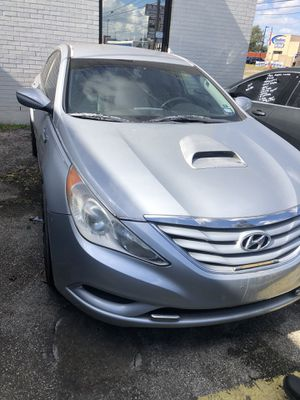 All PARTS!!!!!! Hyunday sonata 2010 -2014 all parts for sale for Sale in Houston, TX