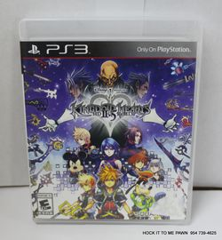 Kingdom Hearts HD 2.5 Remix Playstation 3 Game for Sale in Sunrise,  FL