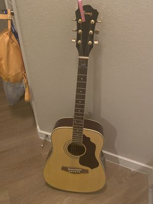 Ibanez acoustic guitar for Sale in Chandler, AZ