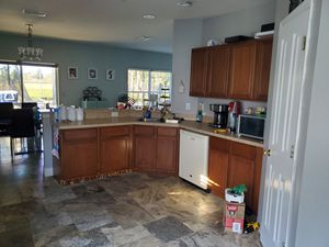 Kitchen cabinet and dishwasher for Sale in NEW PRT RCHY, FL