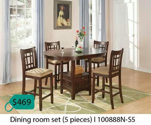 Dinning room set 5 pieces for Sale in Buena Park, CA