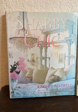 3 Rachel Ashwell books for Sale in Fircrest, WA