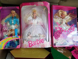 1990s Barbies Never opened, $18 each for Sale in Fort Defiance, VA