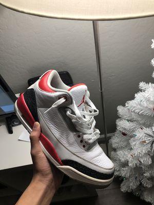 Jordan 3's for Sale in Laveen Village, AZ