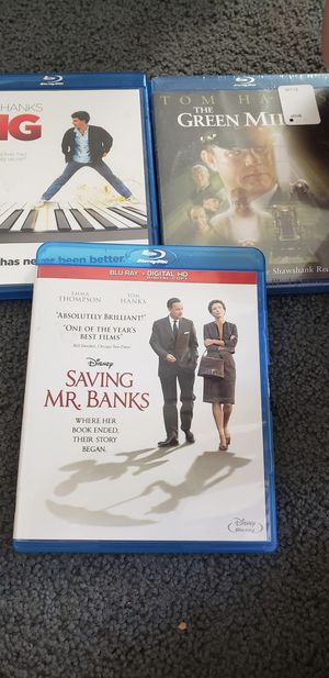 Tom hank movies for Sale in Marysville, WA