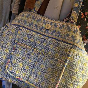 Vera Bradley Java Blue Travel Carry-On Garment Bag for Sale in Brookline, MA