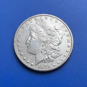 🔷 1879-S Rev 78 Morgan Silver Dollar Coin for Sale in Las Vegas, NV