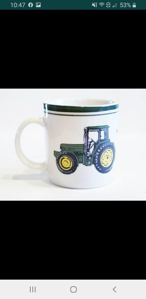 John Deere Tractor Mug Farming Coffe Cup Country for Sale in Surprise, AZ