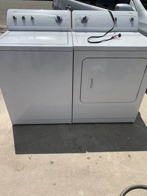 Washer And Gas Dryer Kenmore Super Plus Capacity for Sale in Fontana, CA