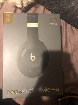 Beats Studio 3 wireless headphones for Sale in Rochester, MI