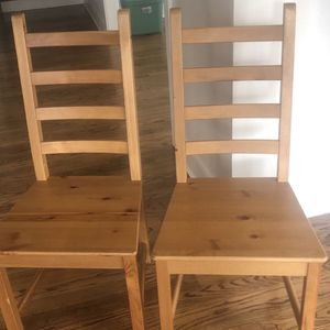 2 Ikea Chairs for Sale in Carmel, IN
