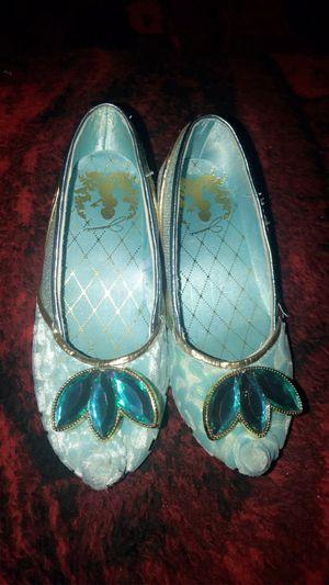 Princess Jasmine costume shoes for Sale in San Jose, CA