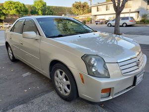 2007 Cadillac CTS Clean title for Sale in Downey, CA