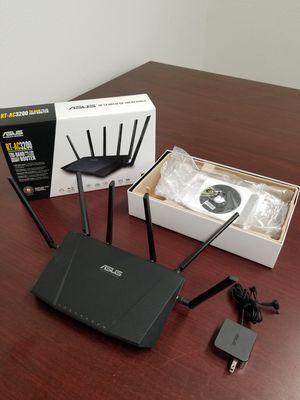 ASUS Tri-band Wireless Gigabit Router for Sale in Irvine, CA
