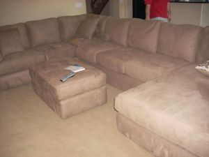 3 piece, Large sectional couch, ottoman NOT INCLUDED for Sale in Phoenix, AZ