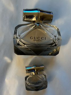 Empty bottle of Gucci bamboo perfume for Sale in East Brunswick,  NJ