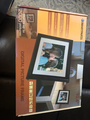 "Digital picture frame 10.4"" new for Sale in Poway, CA"