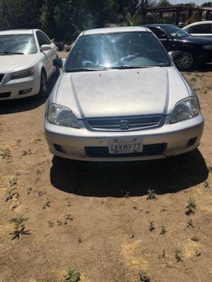 2000 Honda civic for Sale in Riverside, CA